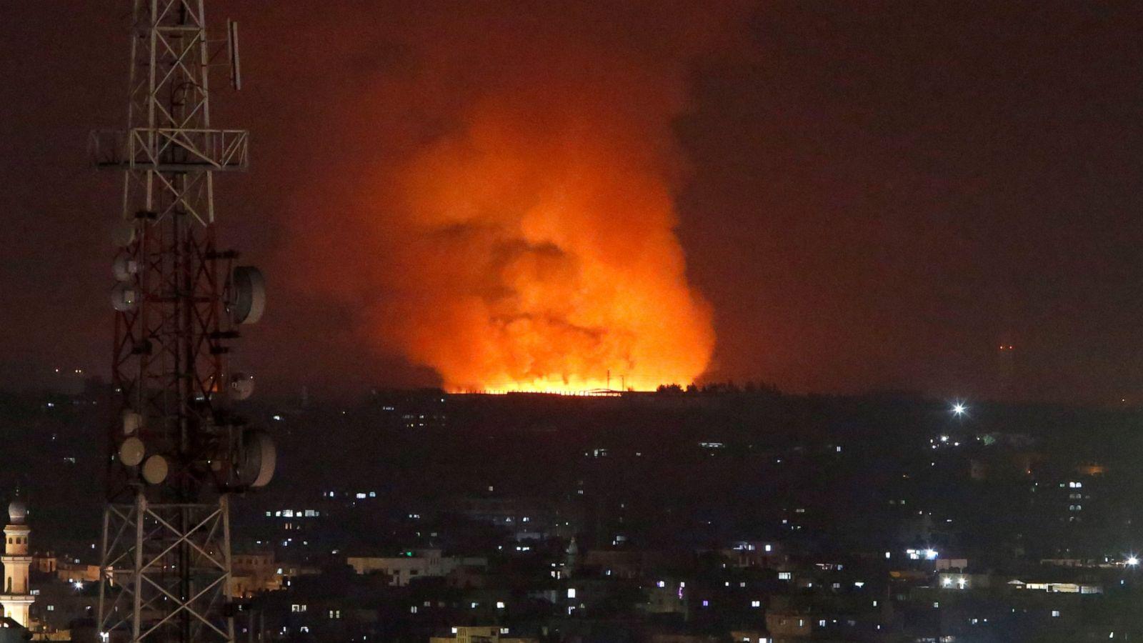 World Leaders Condemn Gaza Strip Attacks On Israel, Lend Support To Israeli Self Defense