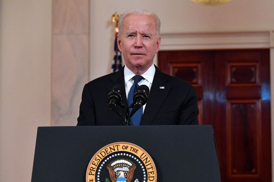 Biden Lauds Israel-Palestine Ceasefire, Promises To Replenish Iron Dome and Provide Aid To PA