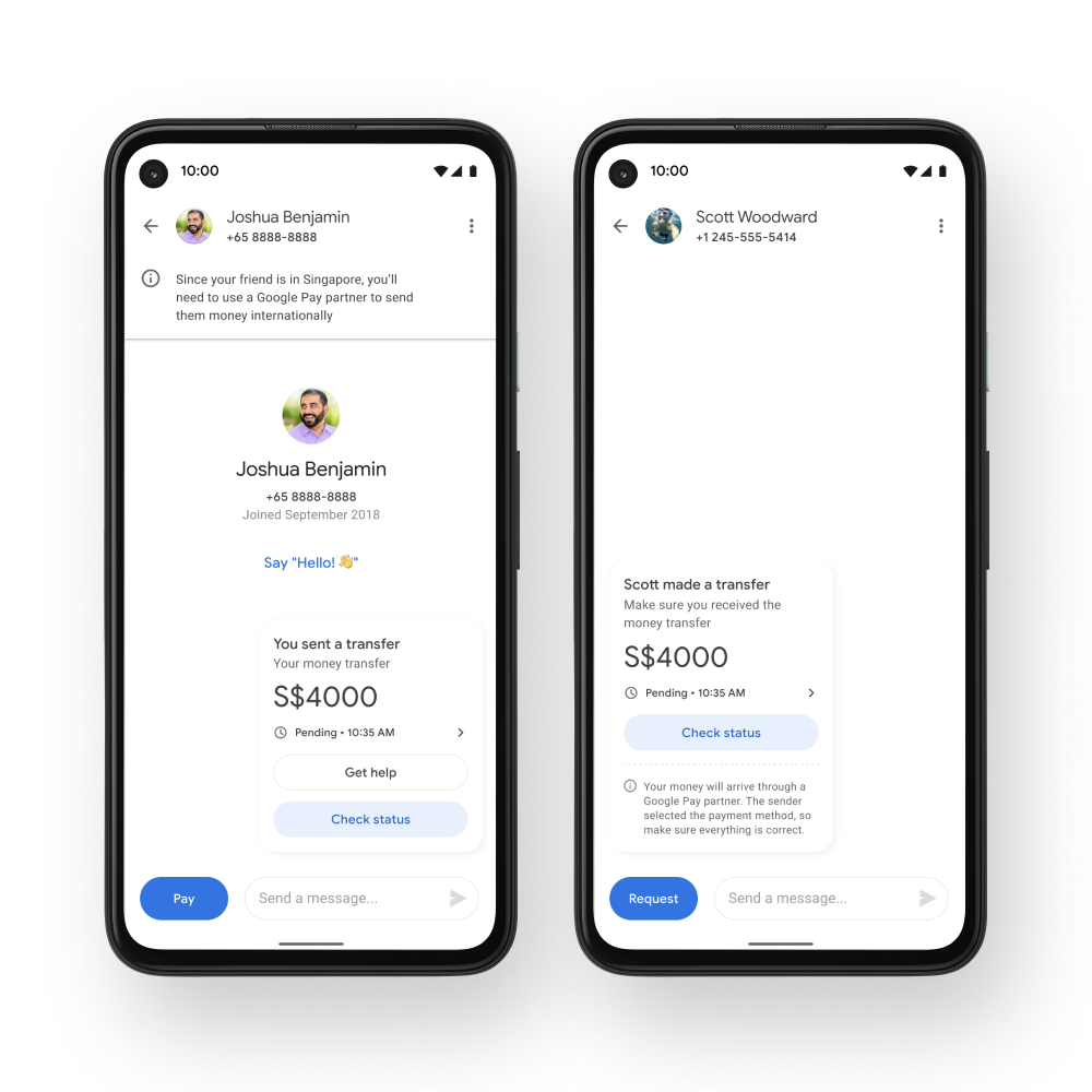 Google Pay Launches International Money Transfer Partnerships For US Users