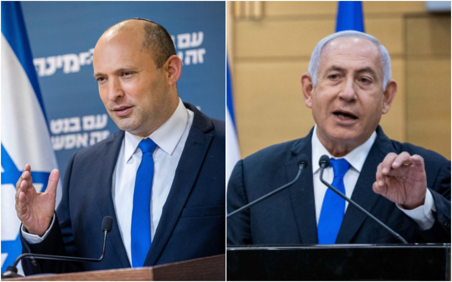 Benett's Announcement To Likeylu Push Netanyahu To The opposition: Media Reports