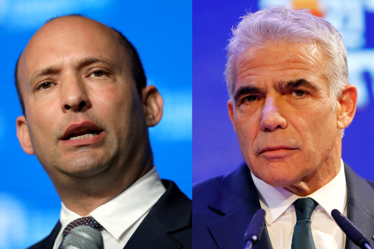 Yair Lapid Tells President Rivlin He Can Form A Government, Ousting Netanyahu For Good