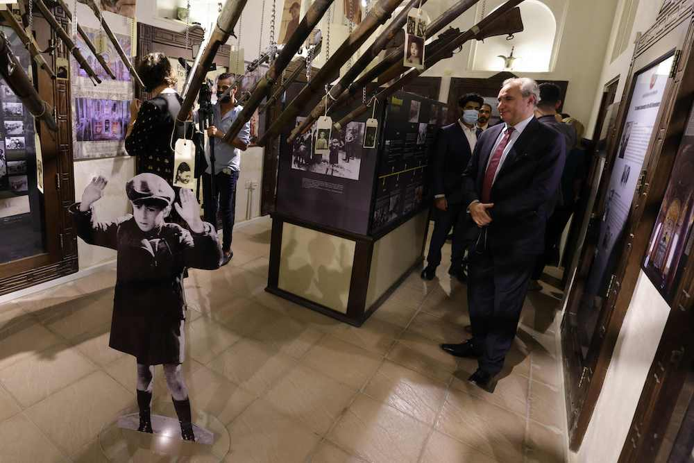 UAE is Now The First Arab Gulf Country to Open Holocaust-education Exhibit