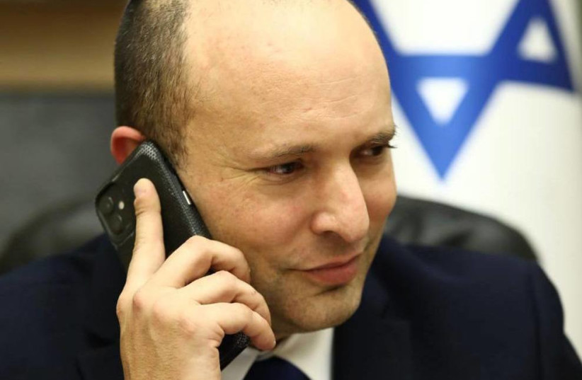 Global Leaders Congratulate Bennett-Lapid On New Government