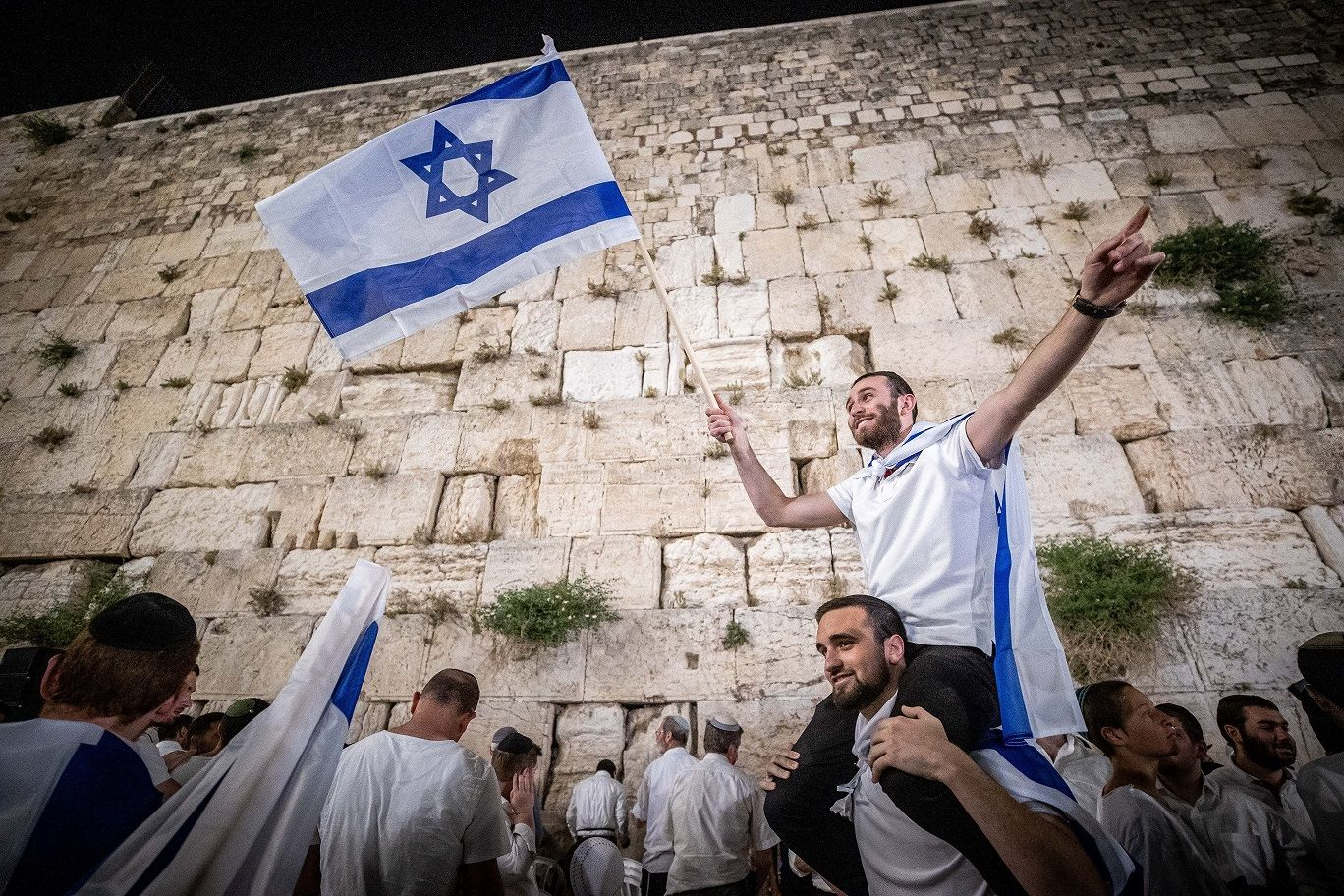 Jerusalem Flag March To Take Place As Decided, On June 15