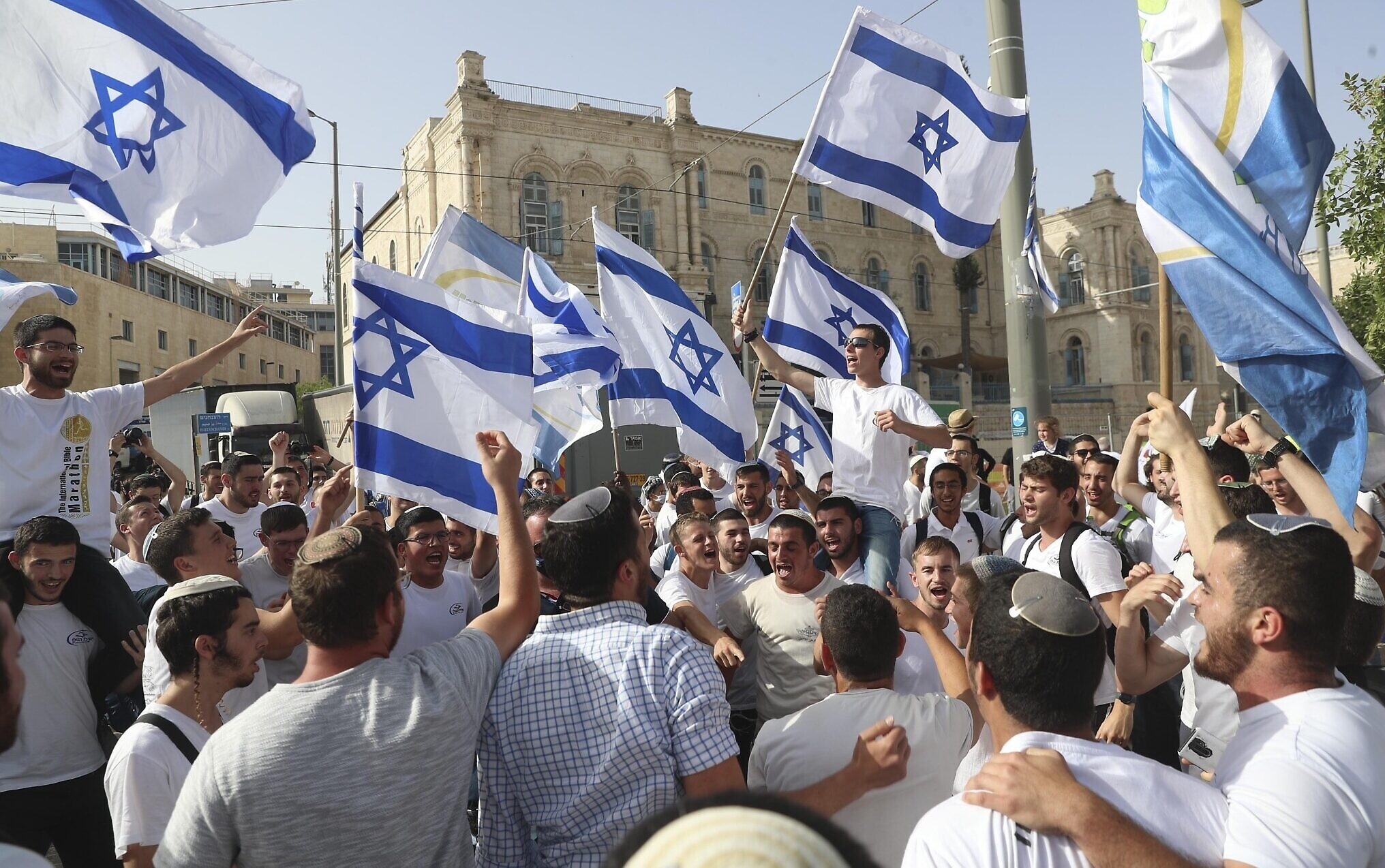 As Hamas Calls Upon Arabs To Protect Al-Aqsa From Jerusalem Flag March, Israeli Defense Minister Calls For Cancellation
