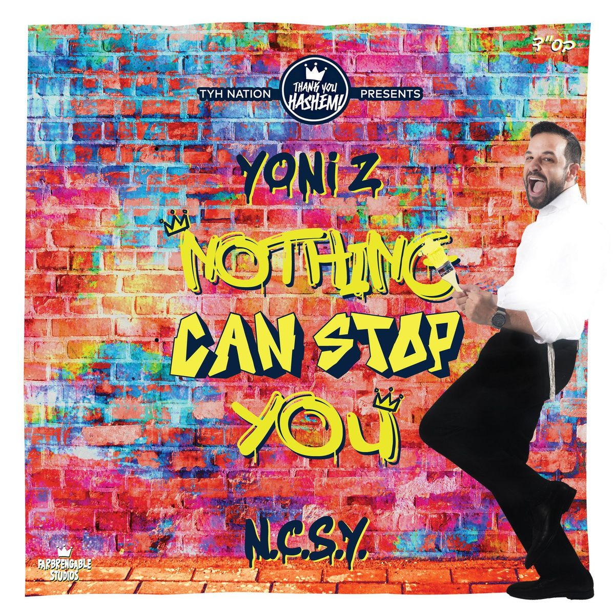 """TYH Nation Presents: Yoni Z With A New Single """"Nothing Can Stop You"""""""