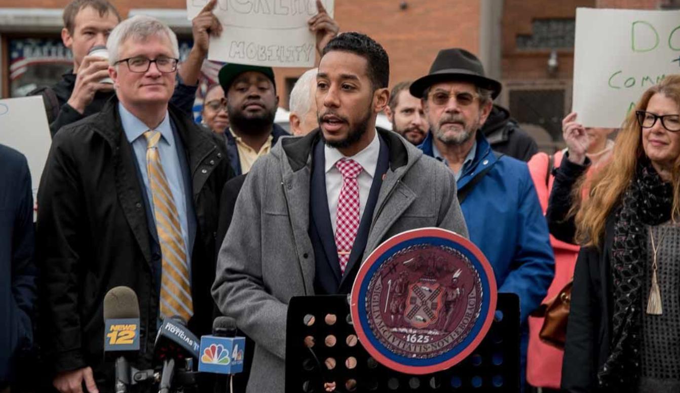 Antonio Reynoso Receives Orthodox Jewish Endorsement For Brooklyn Borough President