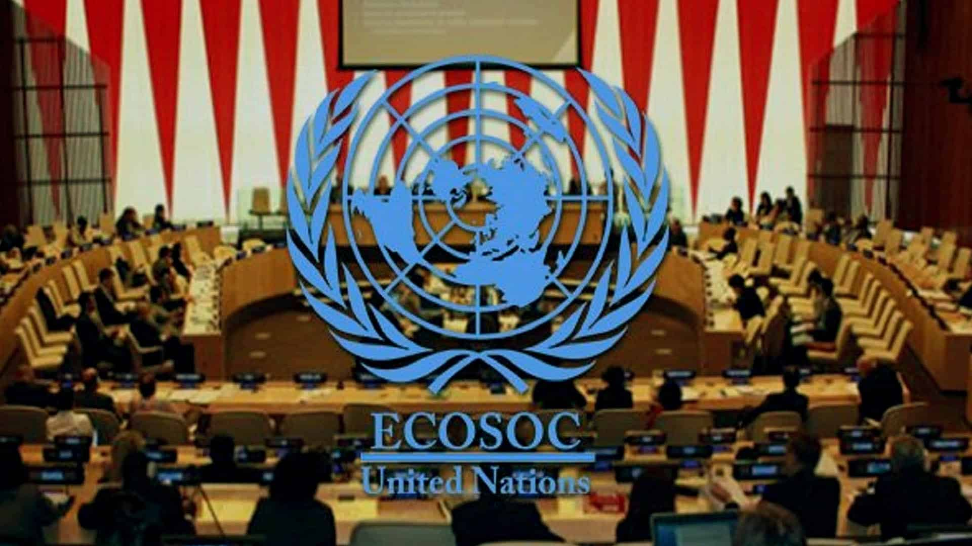 In A First, Israel Gets Elected As Member of the UN Economic and Social Council