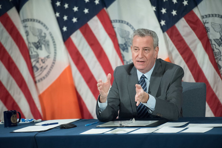As Shootings in NYC Spiral Out of Control, de Blasio Speculates A Bloody Summer But Has No Plans To Control It