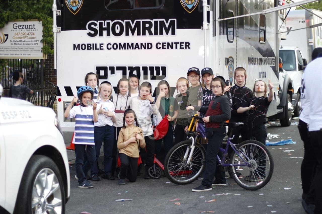 PHOTO GALLERY: Boro Park Shomrim Bike Registration Sunday