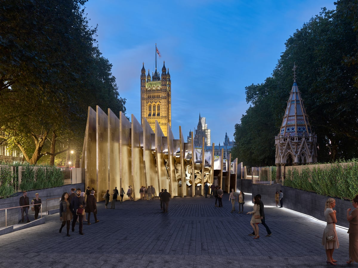 UK Gov OKay's Plan To Open Holocaust Memorial Outside Parliament