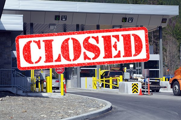 US Extends Border Closure With Canada and Mexico Until Aug 21