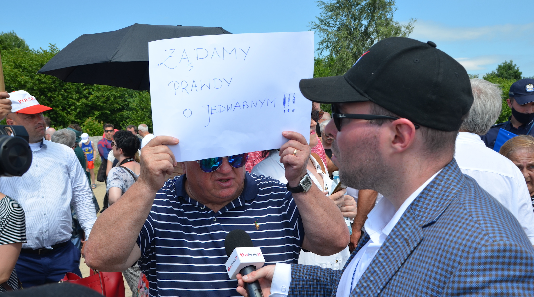 Nationalists Disrupt Commemoration of Jewish Pogrom Victims in Poland