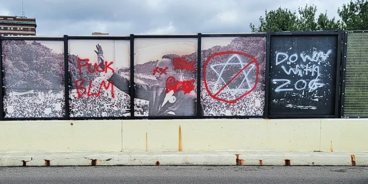 3 Incidents of Antisemitic Grafitti Shock Residents of Alliance, Ohio
