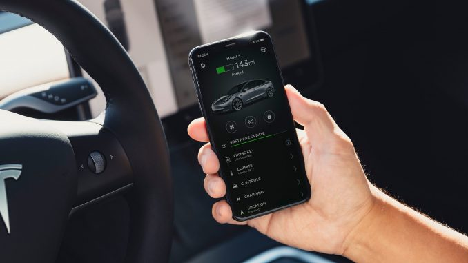 All You Need To Know About The New Tesla Software Update