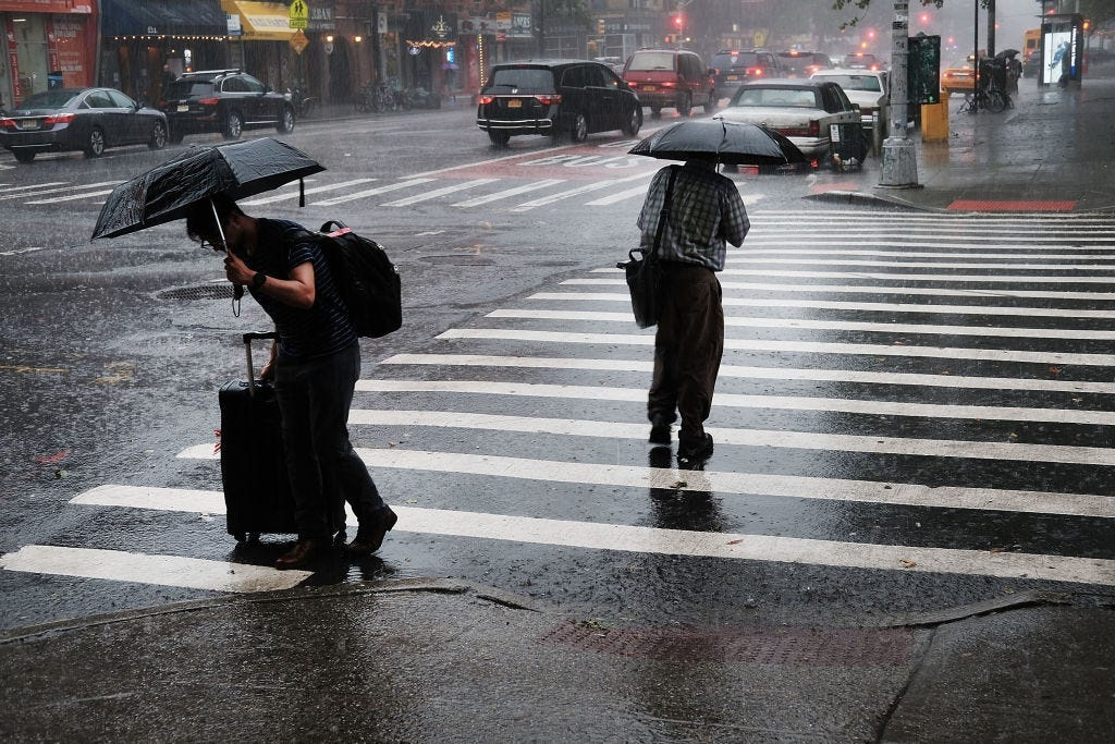 More Flash-Flooding Predicted In Tri-State Due To Fresh Round of Storms