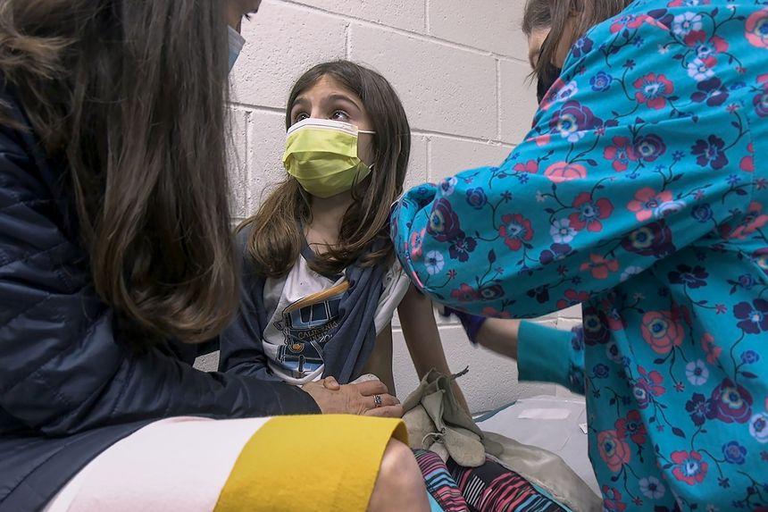After Pfizer, Moderna Expands Vaccine Trials To Kids Under 12