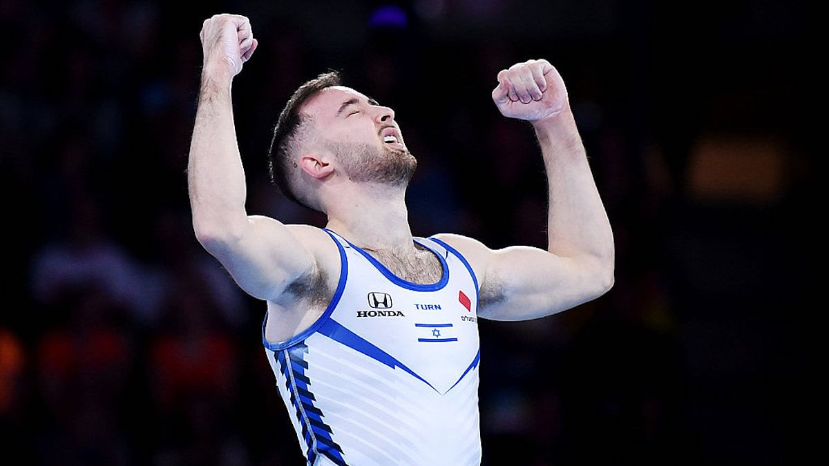 Israel Sees A Historic Victory At The Olympics With A Gold in Gymnastics