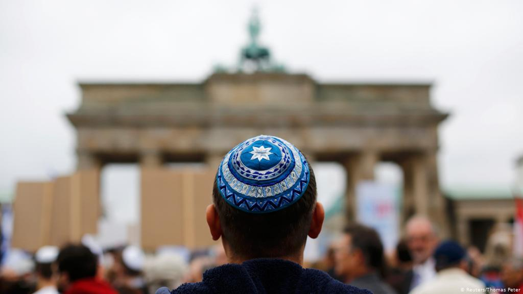 Two Arrested In Germany For Antisemitic Assault on Teen Wearing Kippah