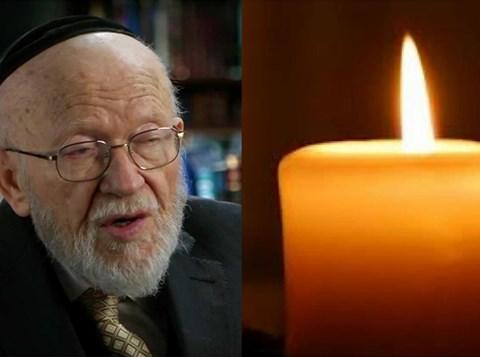 "WATCH LIVE: Levaya for Rabbi Osher Lemel Ehrenreich, z""l, the Legendary Mechanech for nearly 70 years."