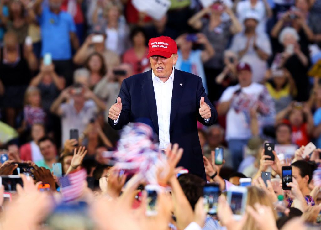 Former President Trump To Get Back In The Game With Aug 21 Alabama Rally