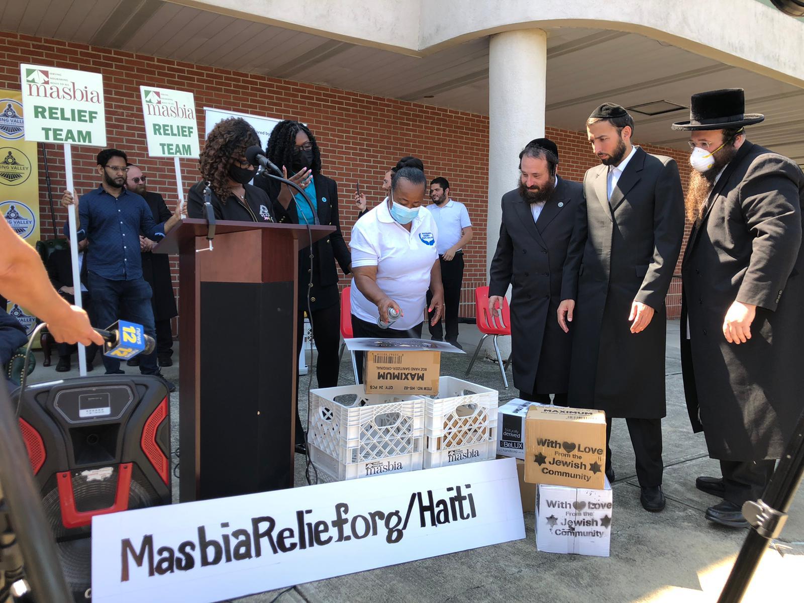 NY's Jewish Community to give food, aid to 2021 Haiti earthquake victims