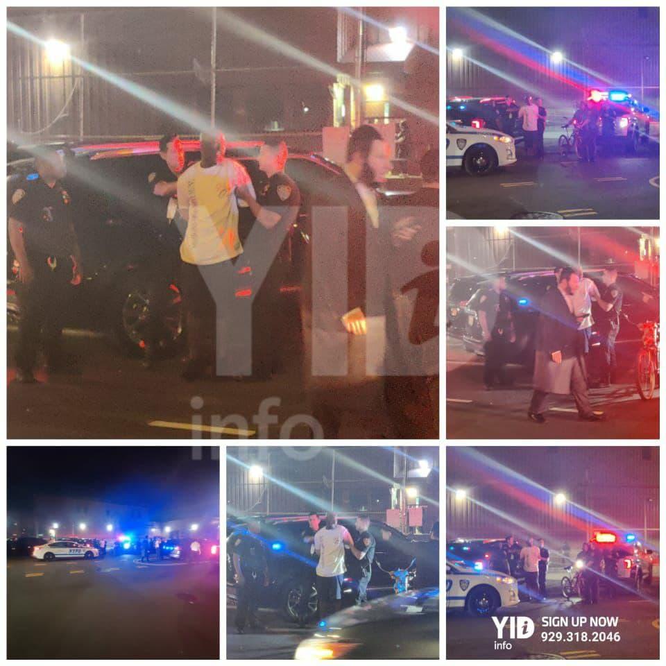 2nd attack on Jewish man recorded at Williamsburg