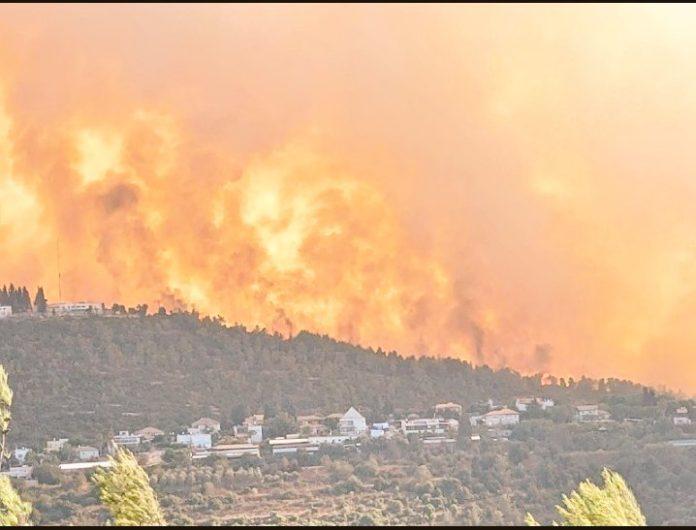 After almost 3 days, fires that destroyed 25,000 Dunams of forests in Jerusalem Hills is extinguished
