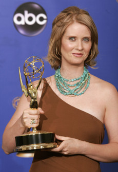 Cynthia Nixon chides Andrew Cuomo for losing his Emmy awards