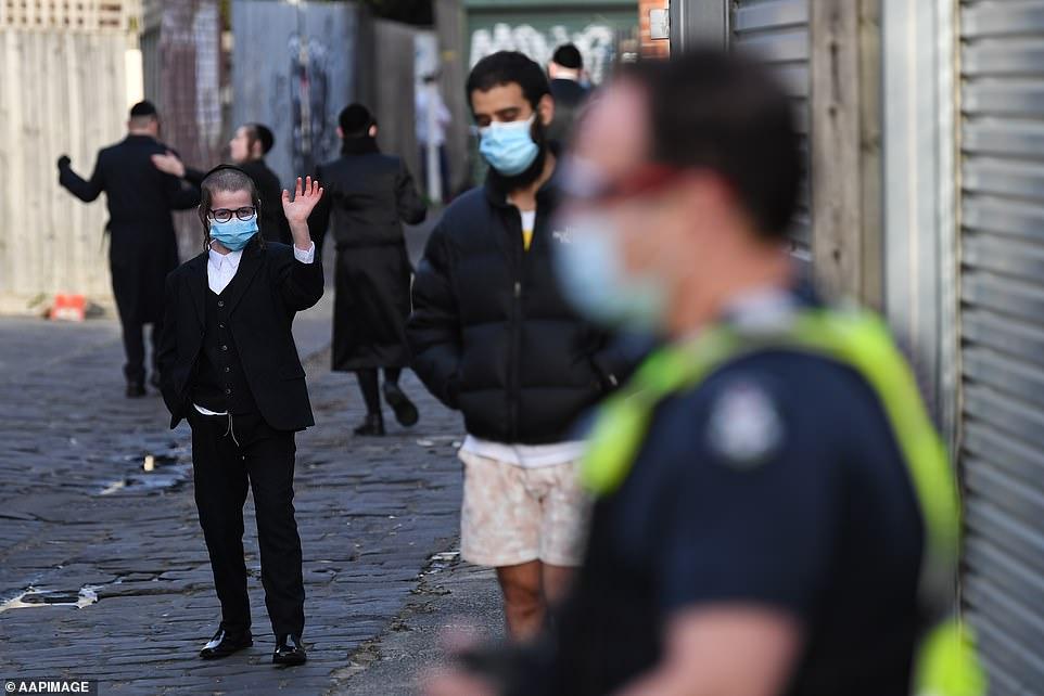 Felt Like Nazi Germany: Say Melbourne Jews After Siege on Shul During Rosh Hashanah