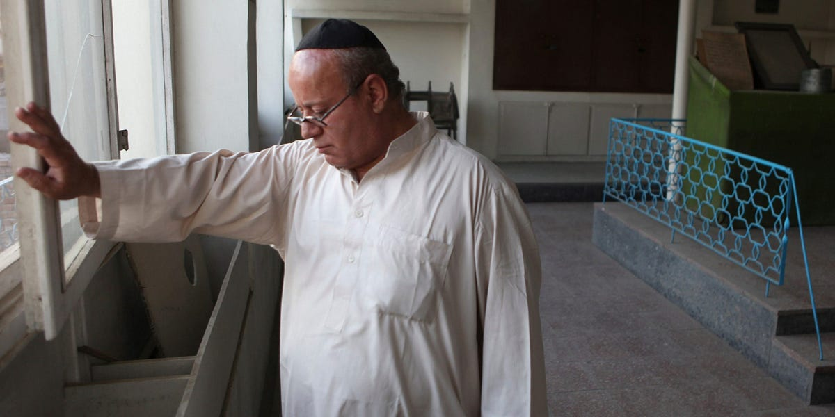 Afghanistan's Last Jew Leaves The Country, Wants To Come To NY