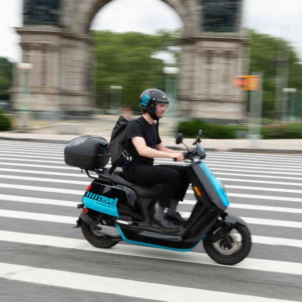 NYC Bans Revel Moped on Queensboro and Manhattan Bridges