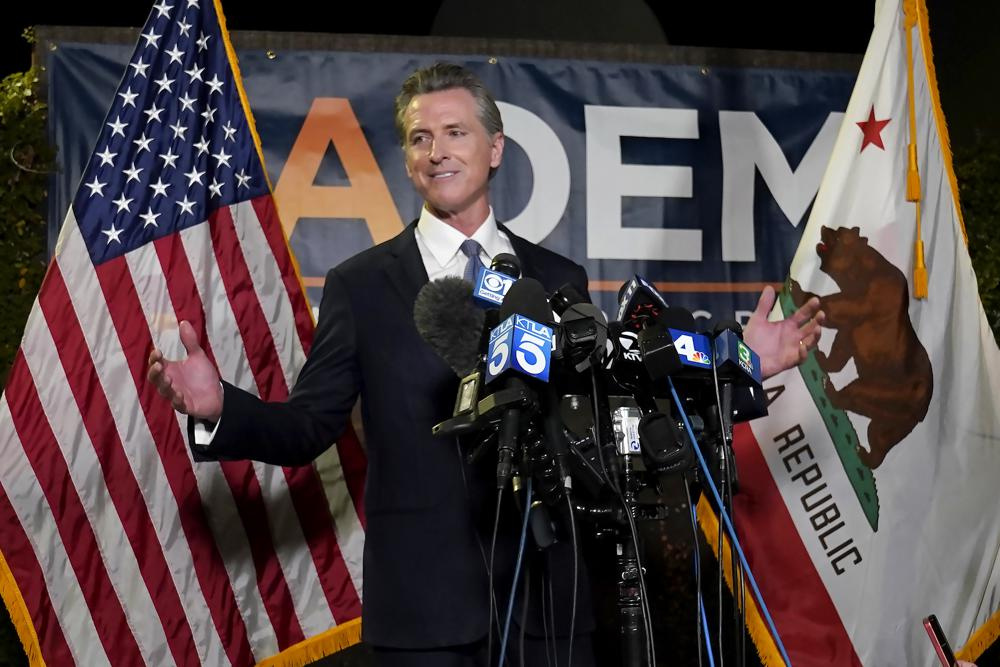 After A Failed Recall, California Gov. Gavin Newsom Stays In Power