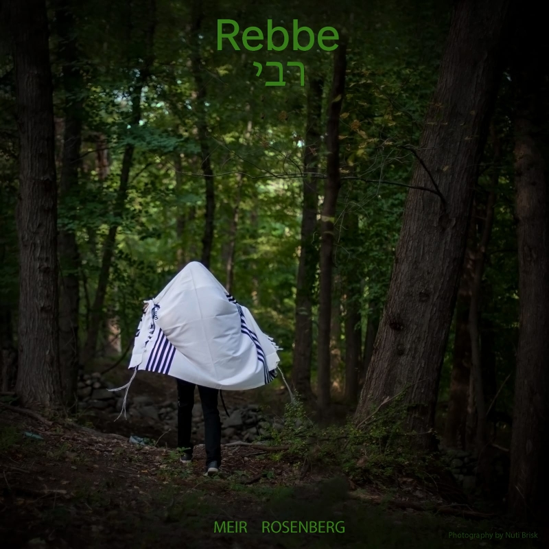 """Meir Rosenberg With A New Single """"Rebba"""""""
