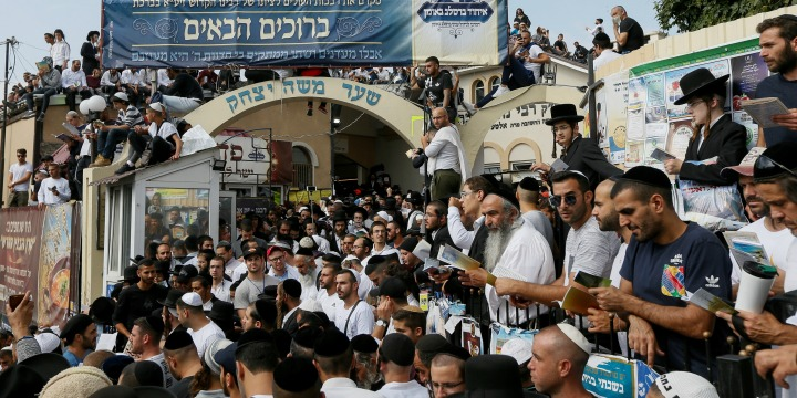 Taking Lessons From Meron, Uman Equips Itself To Prevent Any Tragedy