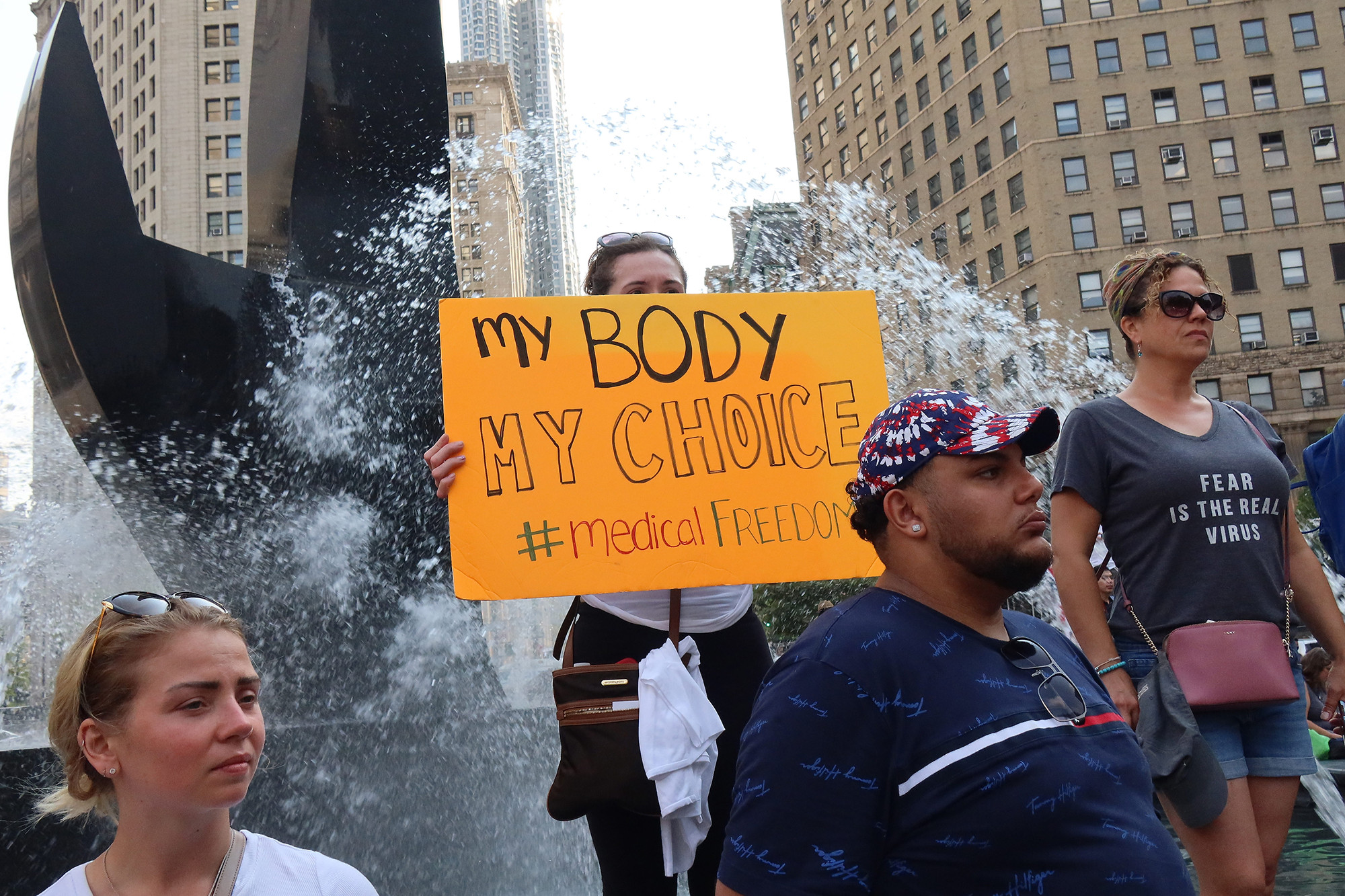 NYC court issues TRO stopping City Hall's DOE vaccine mandate