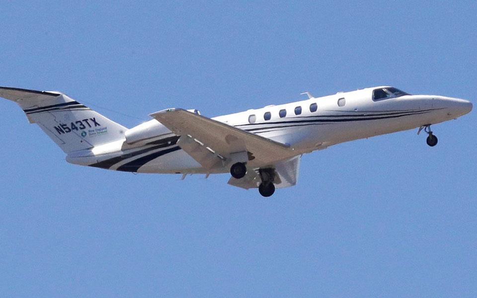 Israeli couple killed in a plane crash near Greece