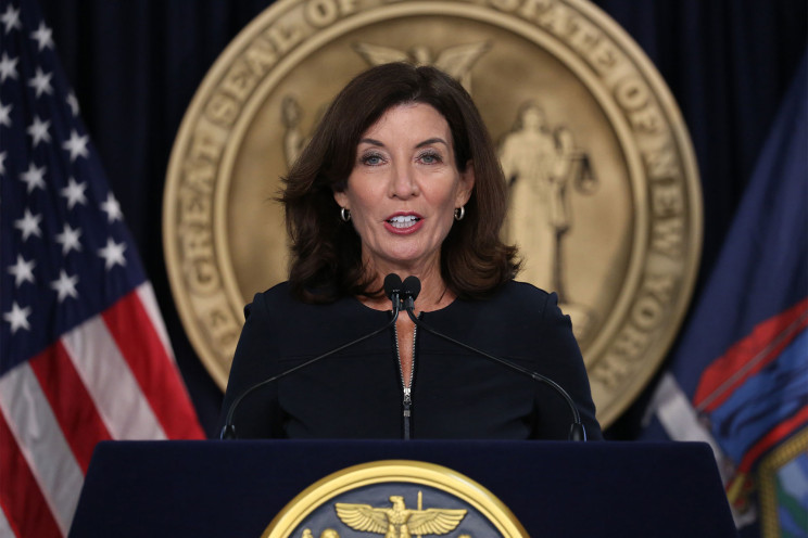 Gov. Hochul allocates $25M as additional security to Jewish Institutions