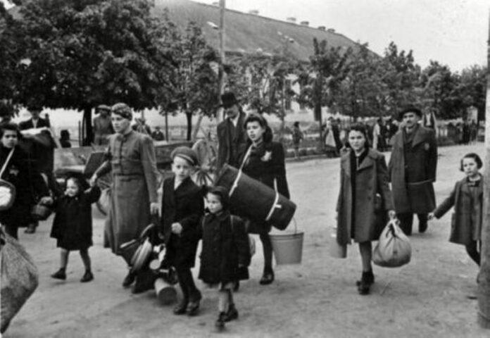 Slovakia apologizes for WWII anti-jew laws