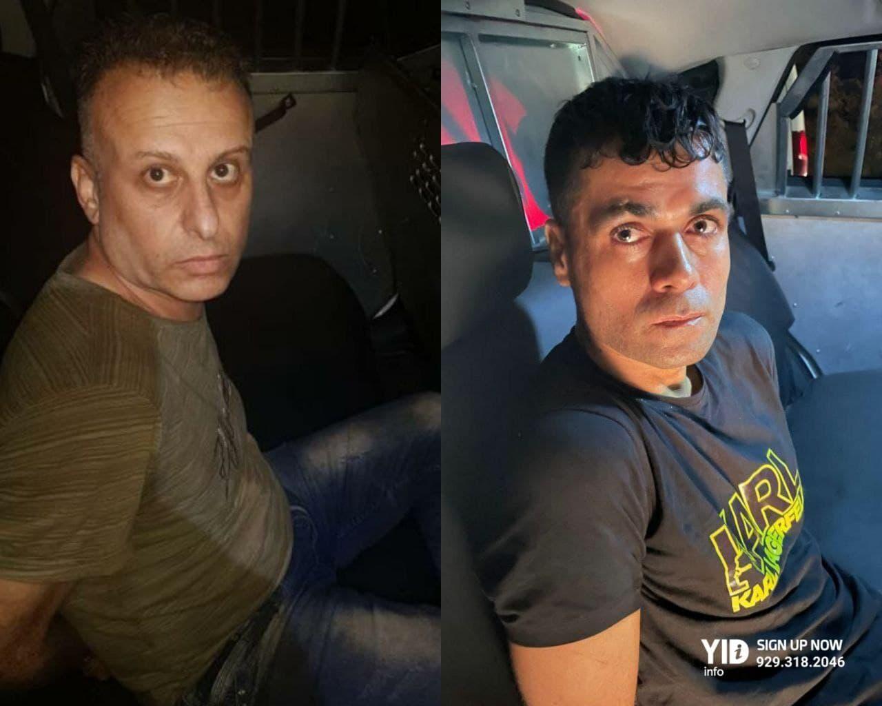 After 4 days of hiding, cops arrest 2 of 6 fugitives from Gilboa prison