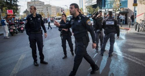 17-year-old terrorist stabs two in Jerusalem Central Bus Station