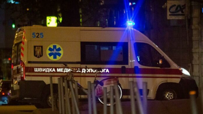 Yingerman suffers serious head injury in another Ukraine road accident
