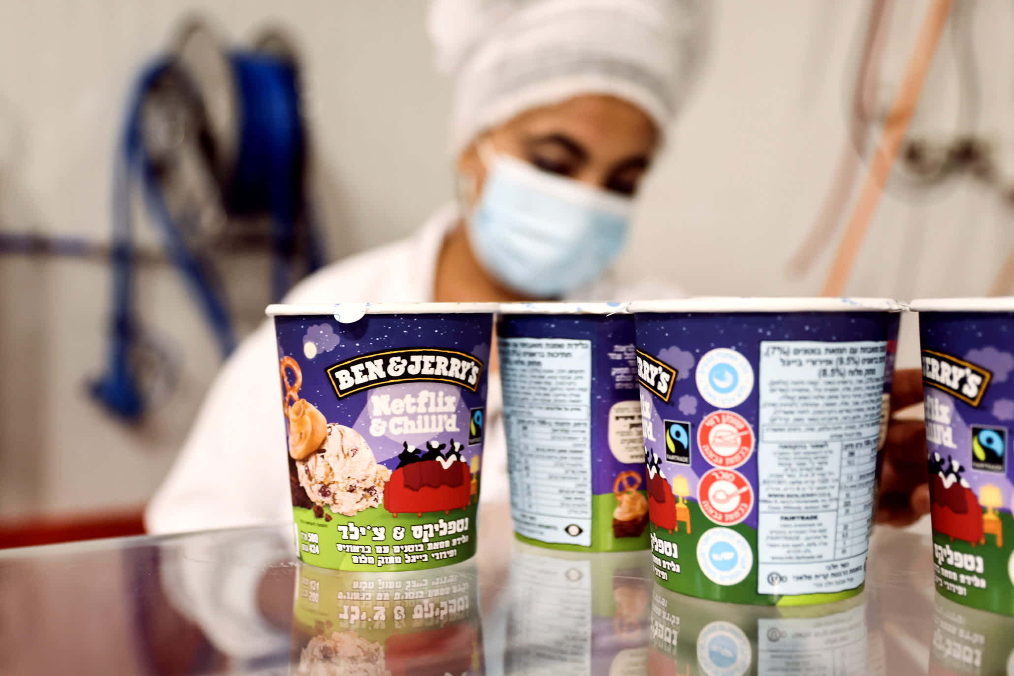 Simon Wiesenthal Center Launches Campaign Urging Stores To Stop Sale of Ben & Jerry's Products