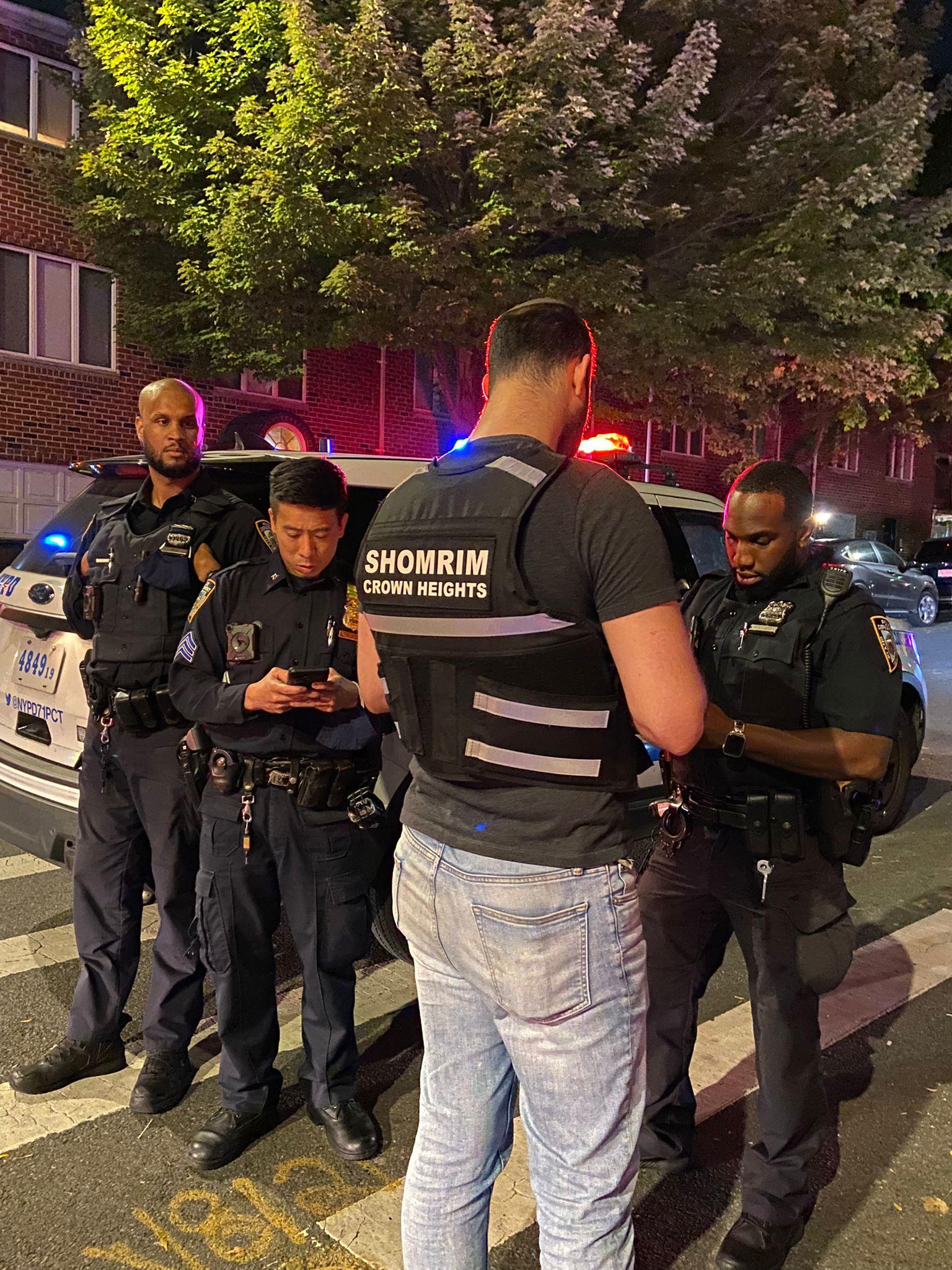 Buchur Shot With BB Gun At Crown Heights
