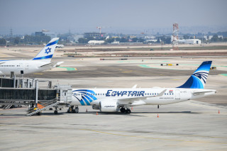 First Egypt-Israel Flight Opens New Chapter In Diplomatic Relations