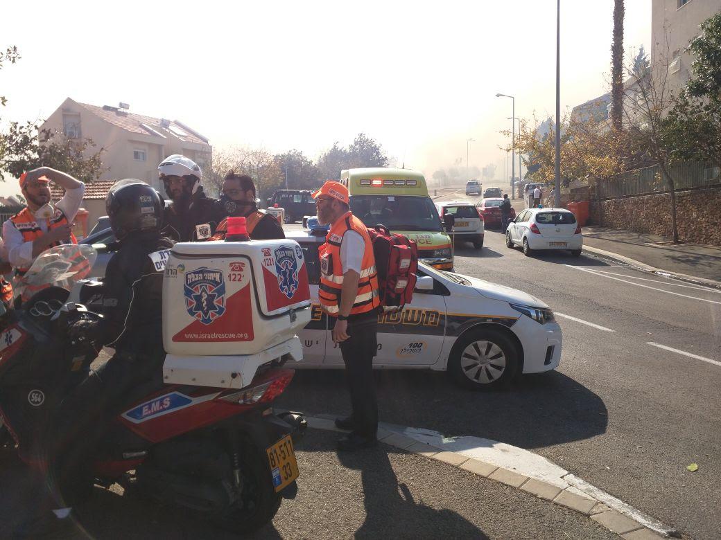 Speeding car kills Jewish student, 17 near his Yeshiva in Moshav Otzem