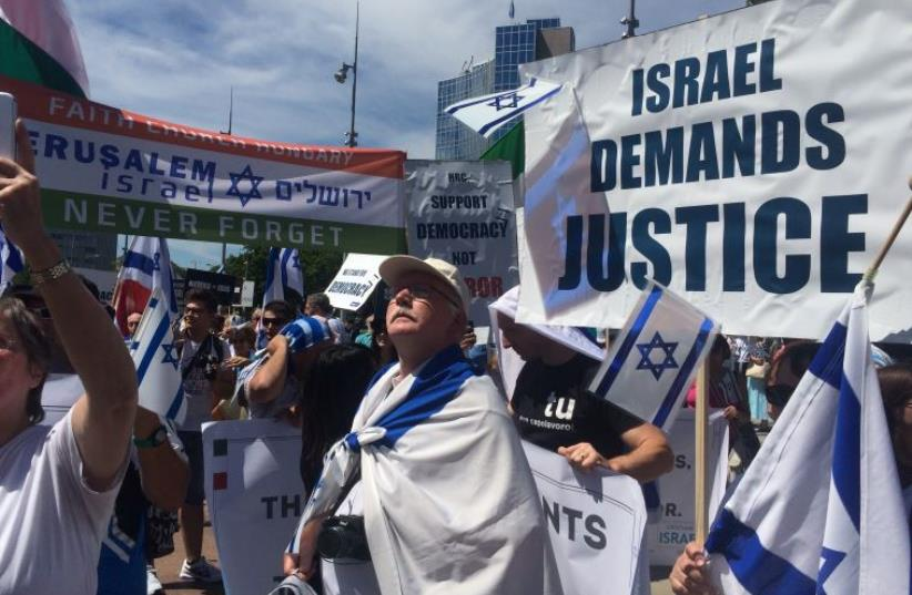 Israel joins Austria 45 other nations in fight vs. antisemitism