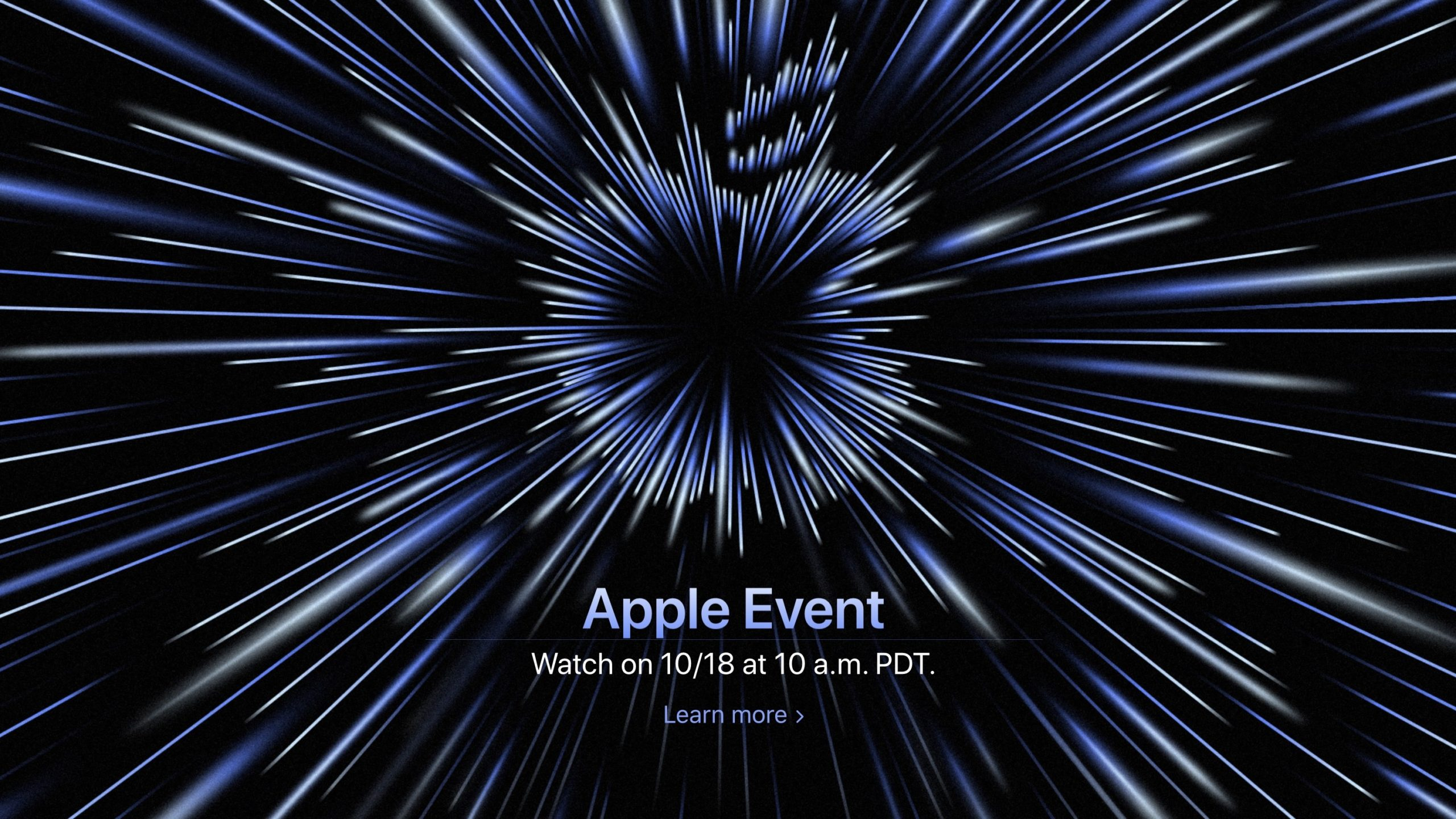 Apple Finally Announces October 18th Event, Expected To Introduce New Macs